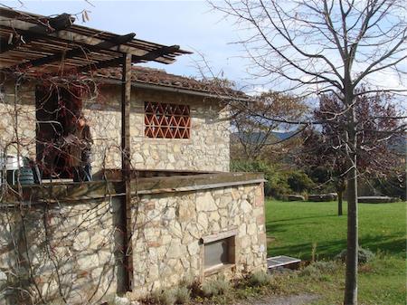 Giorgio & Paola's house in Monti-in-Chianti
