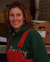 Dana Goransson of Riverdog Farm