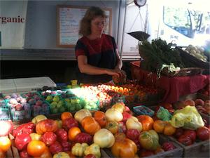 Judith Redmond of Full Belly Farm