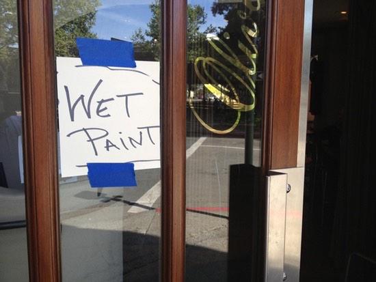 wet paint 550