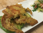 Crabcake stuffed softshell crab-320