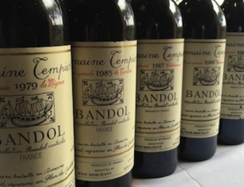 Wine Offerings for Provençal Dinners, May 19th and 20th