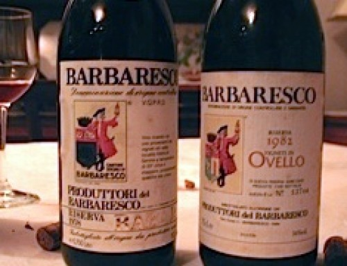 Menu Announced for Barbaresco Dinner with Aldo Vacca