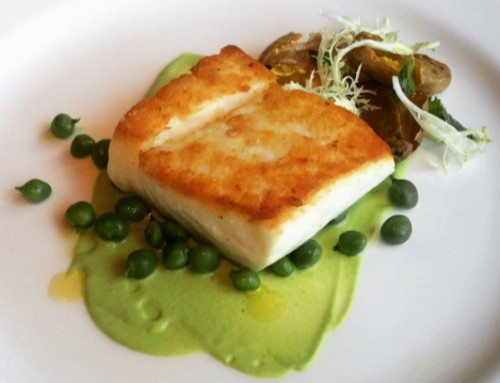 This Just In: Alaskan Halibut